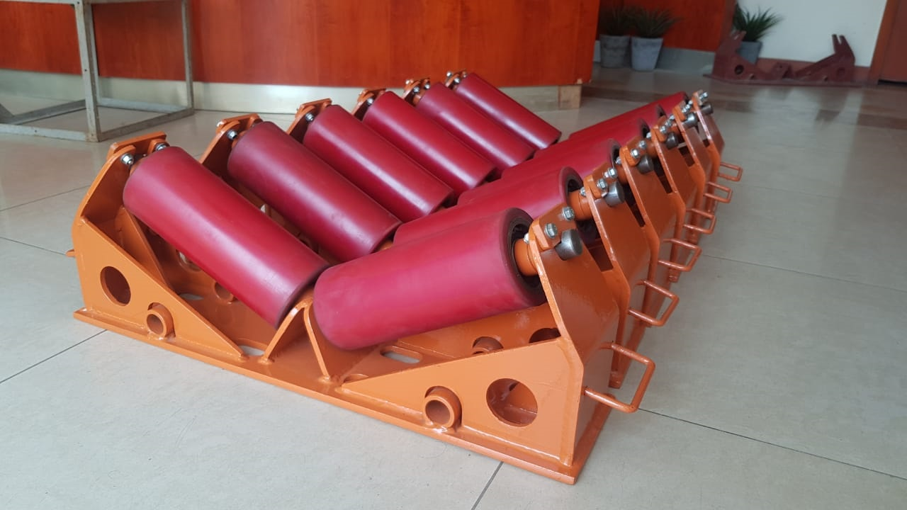 PIPE RIGGING RPLLERS
