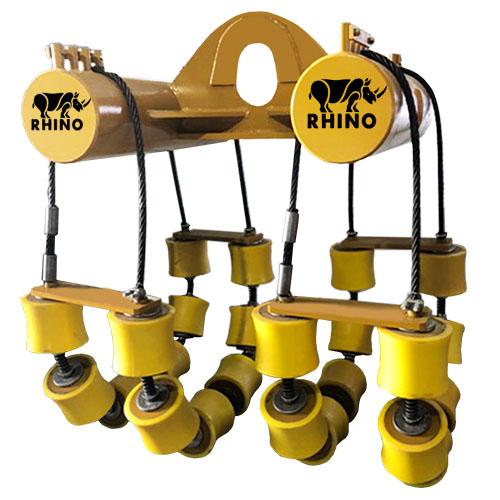 pipe cradle-PIPE RIGGING CRADLES