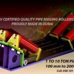 pipe rigging rollers 2 ton, 5 ton, 10 ton